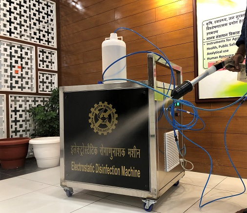 Electrostatic Disinfection Machine